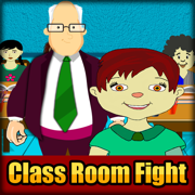 Classroom Fight with Friends
