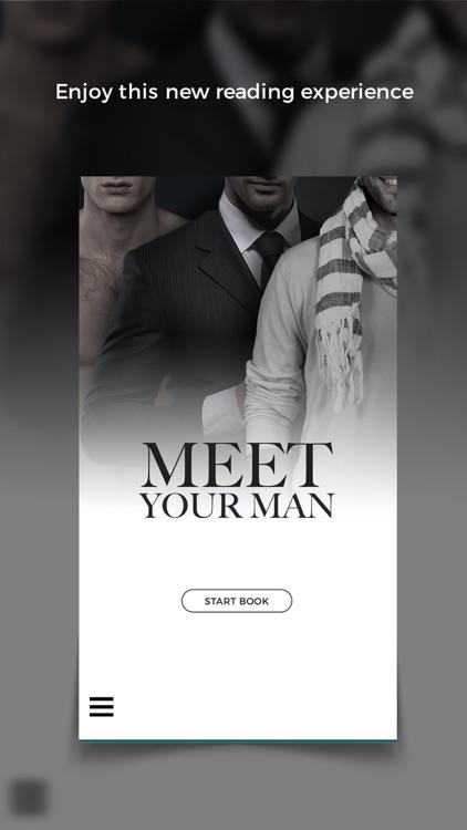 Meet your Man - Romance book screenshot-3