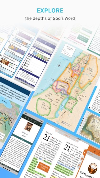 Tecarta Bible screenshot-3