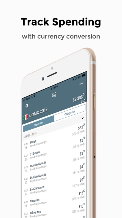 Gobo: Expense Tracker/Explorer
