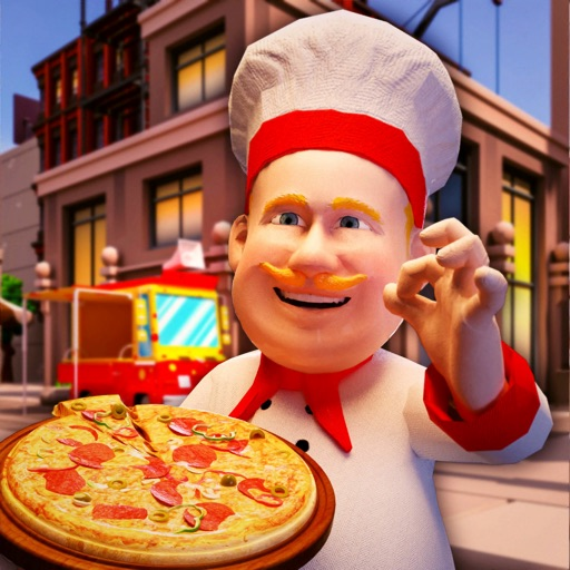 Virtual Chef Cooking Tycoon 3D iOS App