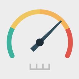 Speedometer ∞ Track Your Speed