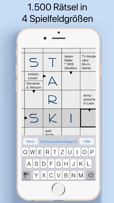 Kreuzworträtsel Kompakt screenshot 1