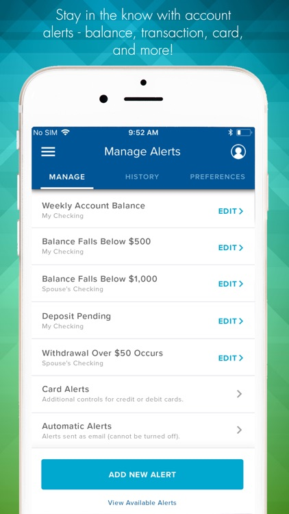 Jefferson Bank - Mobile screenshot-8