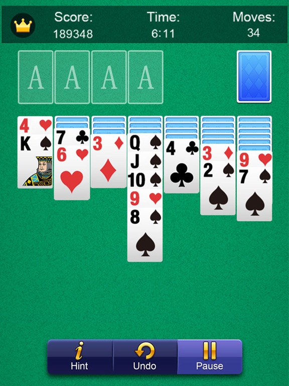 Solitaire Daily™ screenshot 6