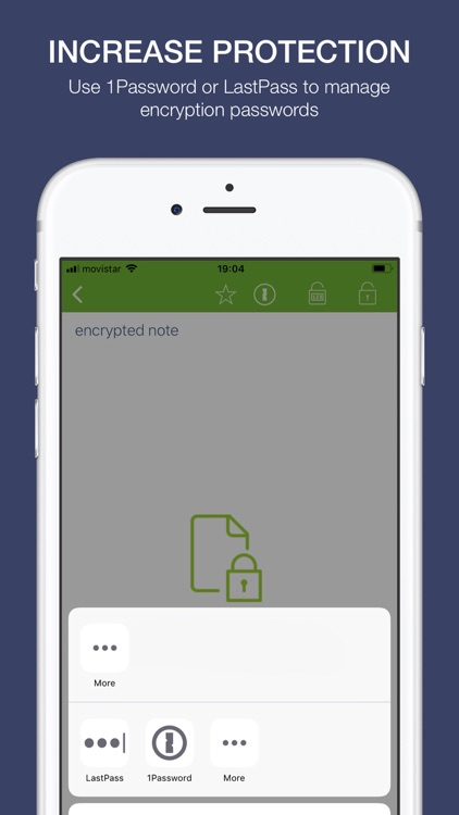 Saferoom - Encrypt your data screenshot-3