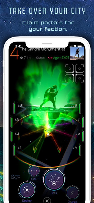 ‎Ingress Prime Screenshot