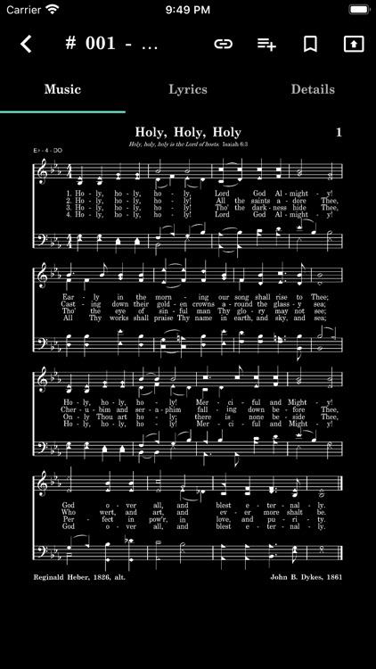 Hymns for Worship screenshot-6