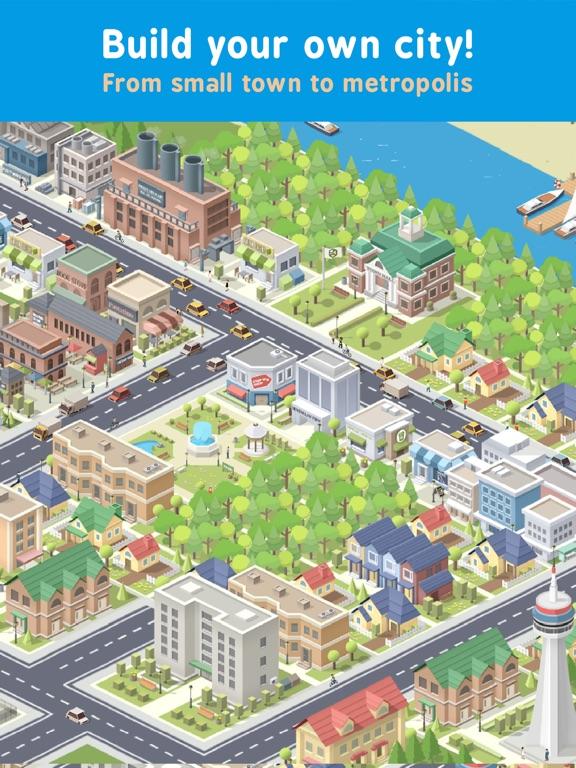 Pocket City Screenshots