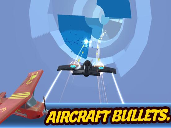 Plane Flight Shooting 3D-ipad-0