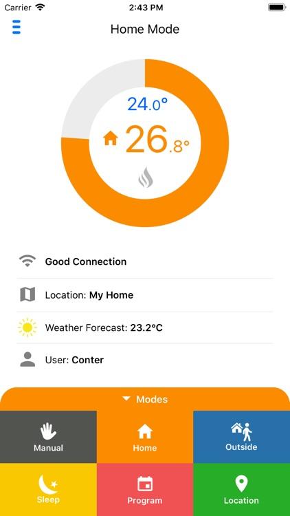 Conter Smart screenshot-3