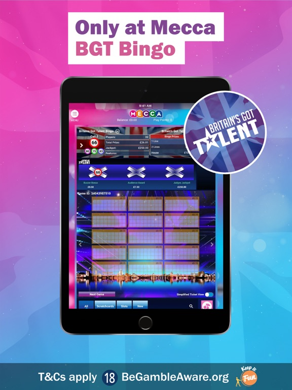 Free Slot Games Mecca Bingo