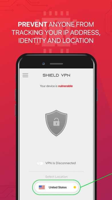 Shield VPN - VPN & Security - Revenue & Download estimates
