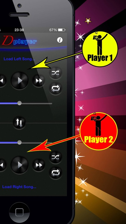 Double Player for Music