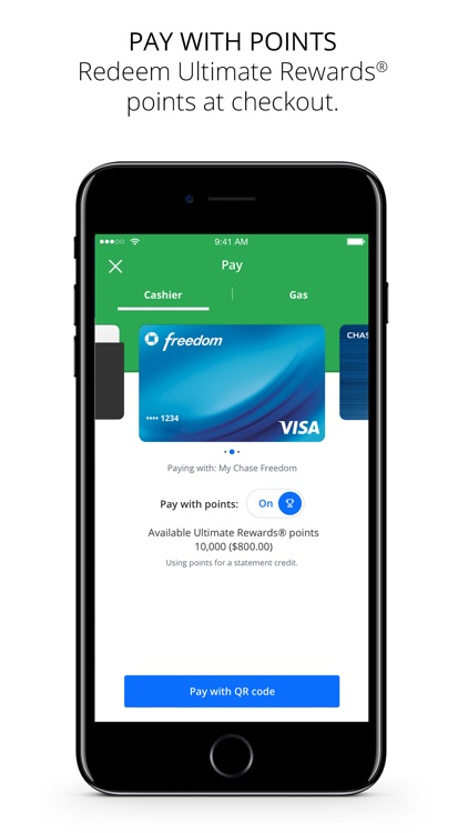 Chase Pay® | Earn, Save, Order screenshot-4