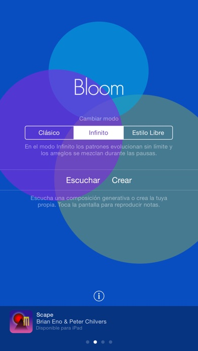 Screenshot for Bloom in Chile App Store