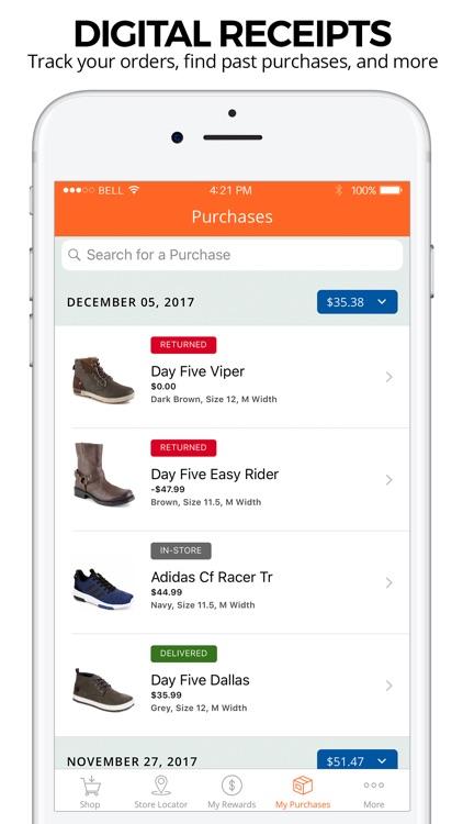 Rack Room Shoes - Mobile App screenshot-3