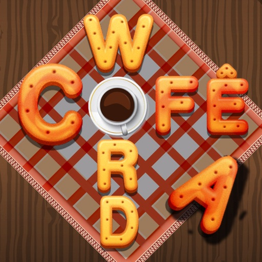 Cafe Word Cross