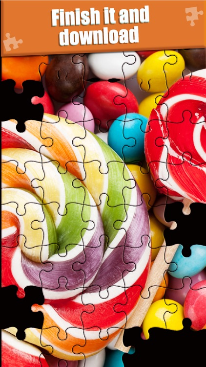 Jigsaw Puzzle: Perfect Design screenshot-3
