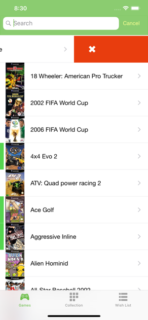 ‎Collector-Your game collection Screenshot