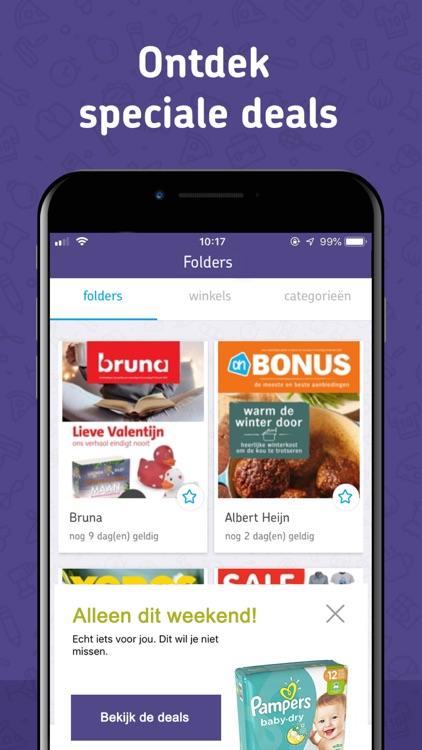 Spotta folders en aanbiedingen screenshot-4
