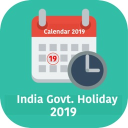 Govt Holiday India 2019