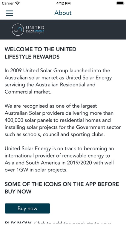 United Lifestyle Rewards screenshot-3