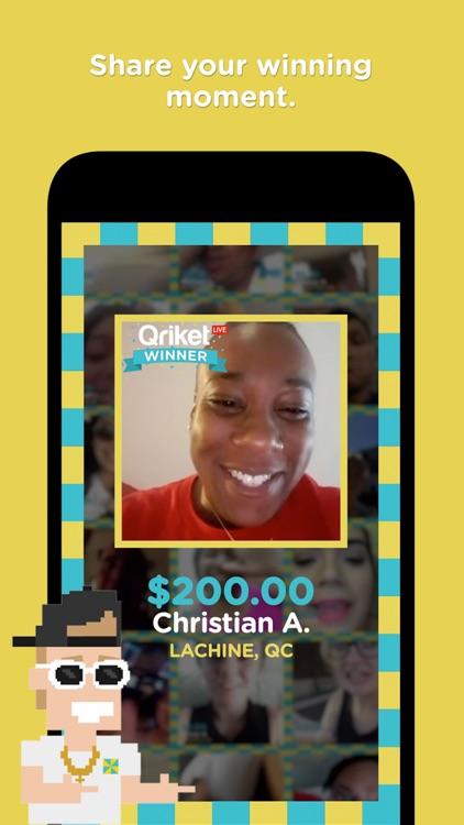 Qriket screenshot-3