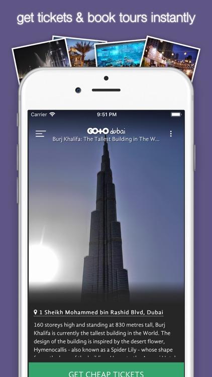 Dubai Travel Guide & City Maps