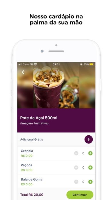 Cariocas Açaí screenshot 3