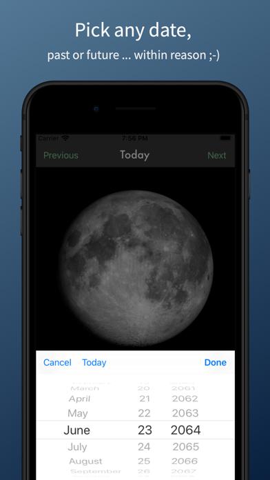 SimpleMoon - Moon Phaseのおすすめ画像2