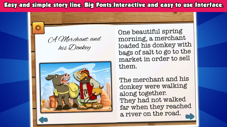 Picture Stories Story Books screenshot-3