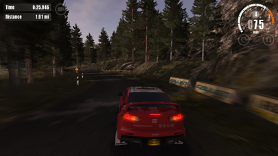 Rush Rally 3 Screenshot 2