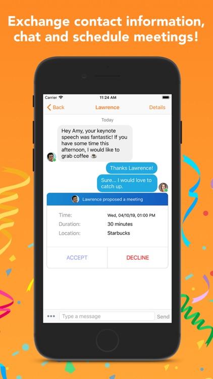 Socio Event App screenshot-4