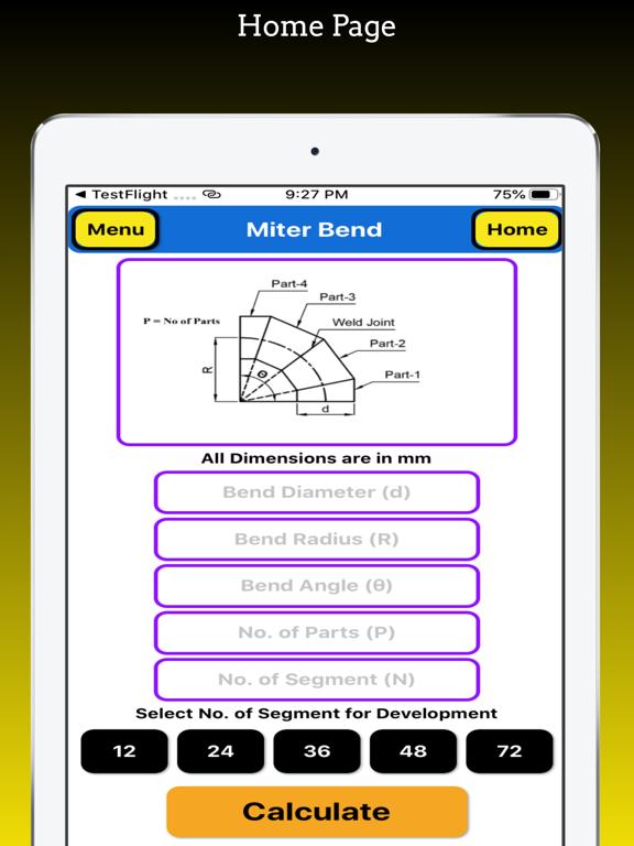 Miter Bend Pro screenshot 5