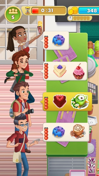 Cooking Diary® Restaurant Game screenshot 7