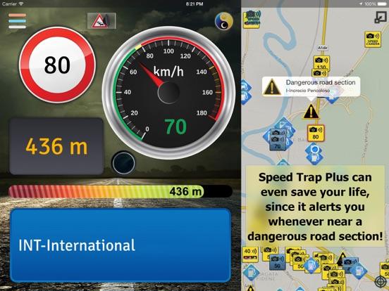 Speed Trap Plus screenshot