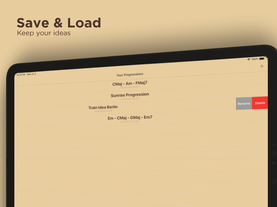 Chord Builder Guitar Screenshots