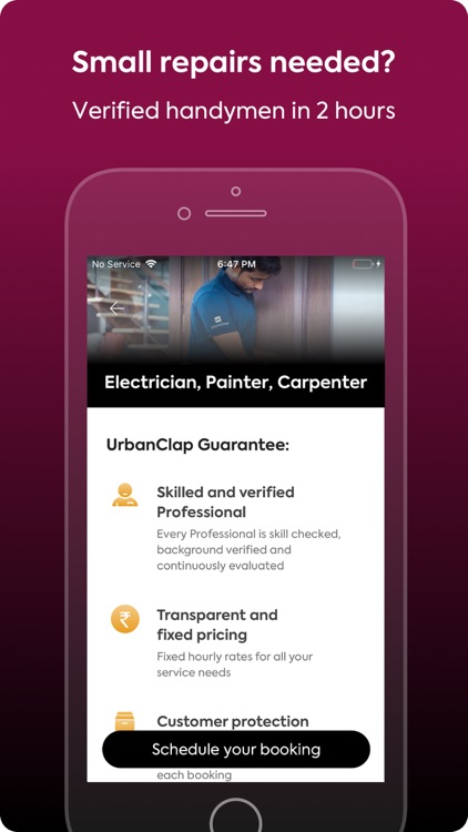 UrbanClap - Service Experts screenshot-4