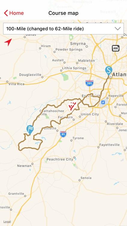 VeloCity Atlanta screenshot-3