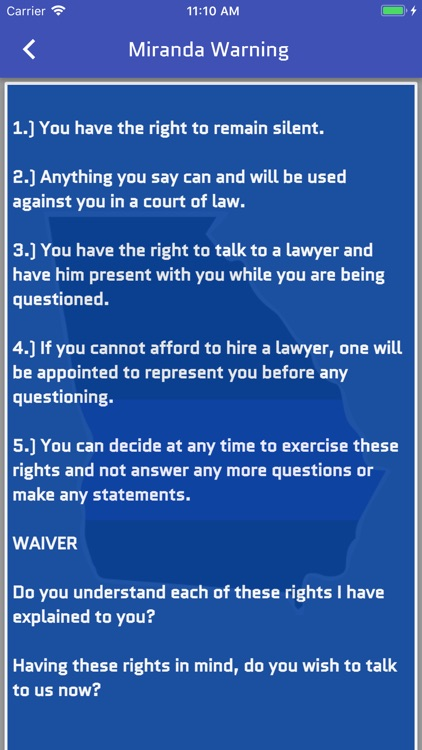 Law Enforcement Guide screenshot-6