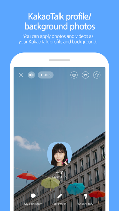 Download KakaoTalk Cheez for Pc