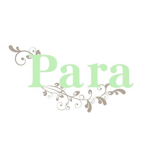 プライベートサロン Para 公式アプリ