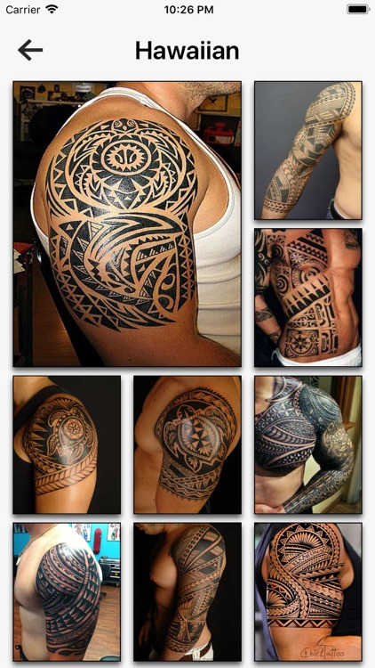 Tattoo Designs Pro screenshot-4