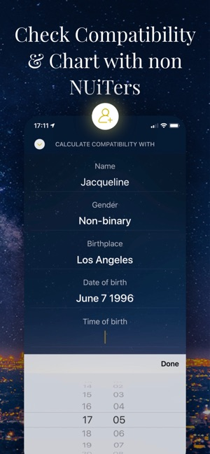 NUiT Astrology Dating on the App Store