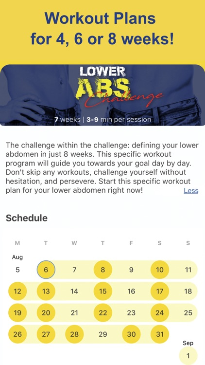 Abs Workout - Daily Fitness screenshot-5