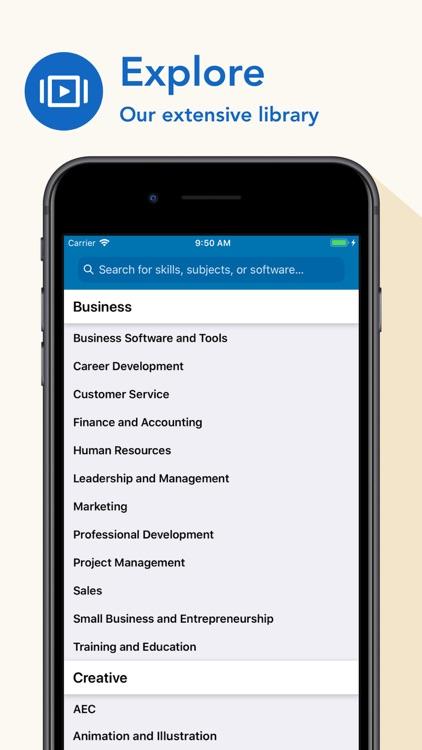 LinkedIn Learning screenshot-5