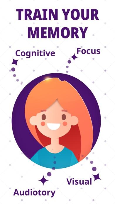 Memoristo: Brain Test, IQ Game screenshot 1