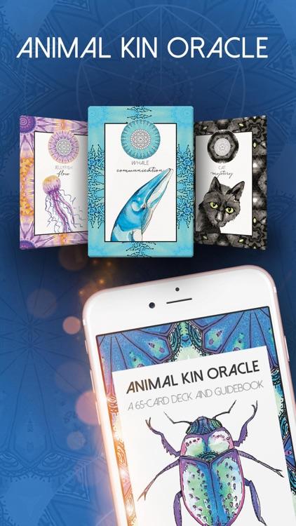 Animal Kin Oracle Cards