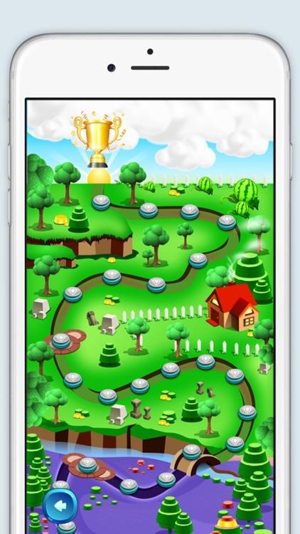 Smoothie Fruit : Match 3 Game screenshot-3